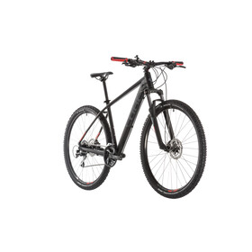 Cube Aim Race MTB Hardtail svart